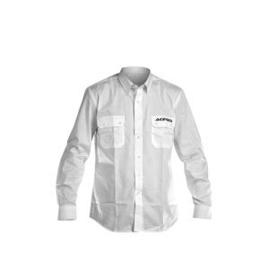 Acerbis Chemise Corporate blanc - 2XL