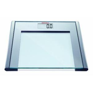Soehnle 61350 - Pèse personne électronique Silver Sense