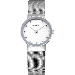 Bering Time 10122 - Montre pour femme avec bracelet en acier
