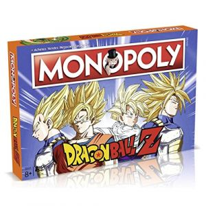 Monopoly Dragon Ball Z