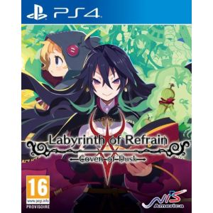 Labyrinth of Refrain : Coven of Dusk [PS4]