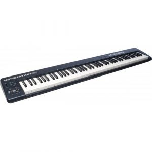 M-Audio Keystation 88 II - Clavier maître MIDI USB 88 notes