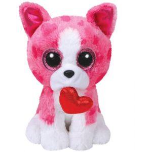 Ty Beanie Boo's : Chien Romeo 15 cm