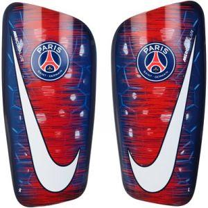 Nike Protège-tibias de football Paris Saint-Germain Mercurial Lite - Bleu - Taille XL