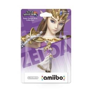 Nintendo Amiibo Super Smash Bros Zelda