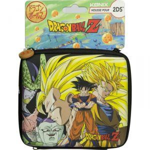 Konix Sacoche de transport pour Nintendo 2DS DragonBall Z Saiyan