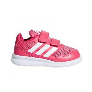 Adidas Altarun CF I, Chaussures de Fitness Mixte Enfant, Rose (Rosrea/Ftwbla/Bayint 000), 25 EU