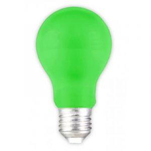 Calex ampoule standard LED vert 1W (remplace 5W) E27