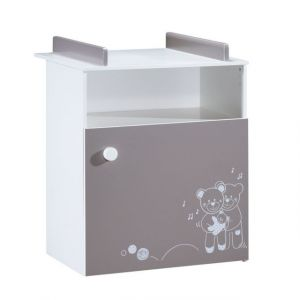Alibaby Commode bébé Ours Tamy