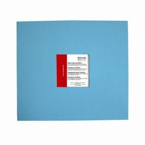Artémio Album photo 31 x 35 cm, 10 pochettes de 30,5 x 30,5cm - Turquoise