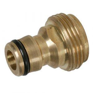 Silverline 244973 Adaptateur en laiton pour accessoires Mâle 1/2