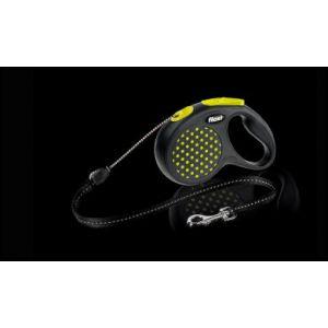 Flexi Design M 5m - Laisse cordon