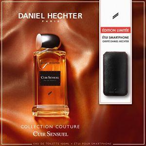 Daniel Hechter Cuir Sensuel - Coffret eau de toilette et étui Smartphone