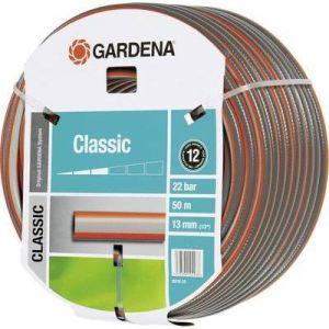 Gardena Tuyau d'arrosage 18010-20 1/2 pouces 50 m gris, orange