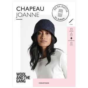 Dmc Modèle de chapeau - Joanne - RA-RA RAFFIA