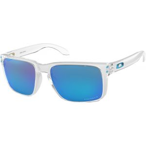 Oakley Holbrook XL - Lunettes cyclisme - bleu/transparent Lunettes de soleil