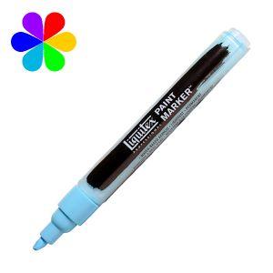 Liquitex Paint Markers pointe fine 770 - Bleu clair permanent
