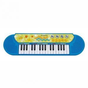 Hey music Orgue 32 touches bleu