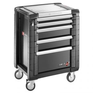Facom JET.5GM3 - Servante d'atelier mobile JET+ 5 tiroirs