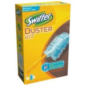 Swiffer Dusters Kit : Poignée + 5 Plumeaux - Lot de 2