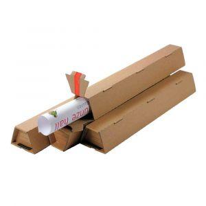 Mailmedia CP072.04 - Emballage d'expédition de plan dim. internes 610x108x108mm