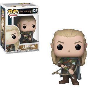 Funko Figurine Pop! Le Seigneur des Anneaux / Le Hobbit: Legolas