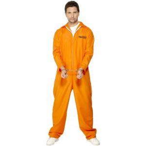 Smiffy's Déguisement de détenu (taille L)