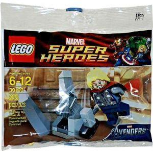 Image de Lego 30163 - Super Heroes : Marvel Comics - Thor mit Hammer