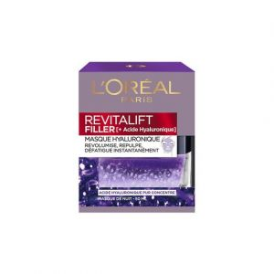 L'Oréal Revitalift filler masque - Le flaon de 50ml