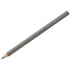 Faber-Castell Crayons de couleur JUMBO GRIP, gris chaud IV