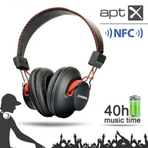 Avantree Audition - Casque sans fil Bluetooth 4.0 NFC