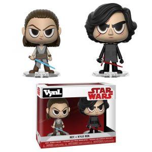 Funko Figurine Vynl Star Wars: Rey & Kylo