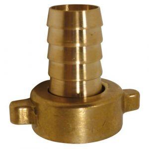 Raco Expert Nez robinet laiton 15 mm - 20x27 - Raccord laiton