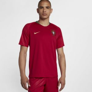 Nike Maillot de football 2018 Portugal Stadium Home pour Homme - Rouge - Taille S - Male