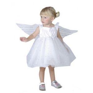 Déguisement ange princesse petite fille