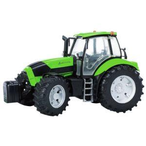 Bruder Toys 3080 - Tracteur Deutz Agroton X720 avec chargeur - Echelle 1:16