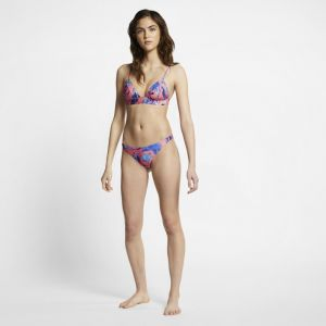 Nike Brassière de surf à motif floral Hurley Quick Dry pour Femme - Rose - Couleur Rose - Taille S