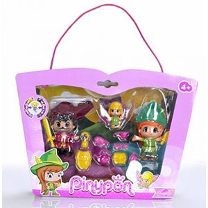 Famosa PinyPon : Coffret Peter Pan