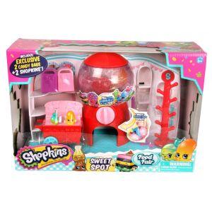 Shopkins HPK02 - Candy Machine : machine à bonbons