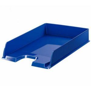 Esselte 623606 - Corbeille à courrier Europost A4+, bleu