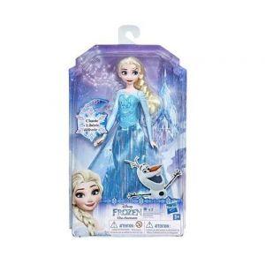 Hasbro La Reine des Neiges - Poupée Elsa chantante