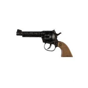 Schrödel Pistolet en métal et plastique : Sheriff (100 coups)