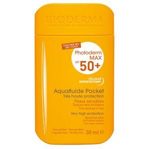 Bioderma Photoderm Max - Aquafluide pocket SPF50+