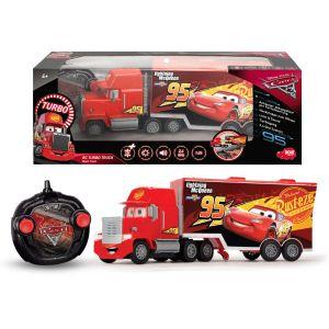 Dickie Toys RC Cars 3 Turbo Mack Truck 203089025