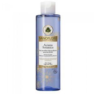 Sanoflore Aciana Botanica - Eau micellaire démaquillante peau nue divine