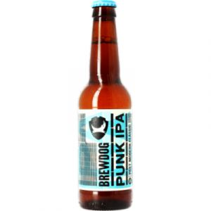 Brewdog Bière brassée Punk Ipa