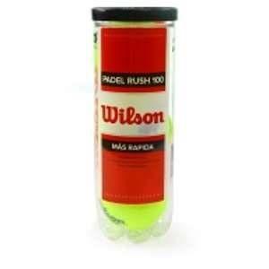 Wilson Padel Rush 100 3 balls