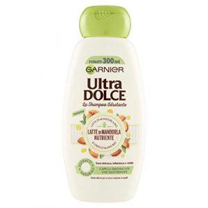Garnier Ultra Dolce - Agave sap and almond milk shampoo 300 ml