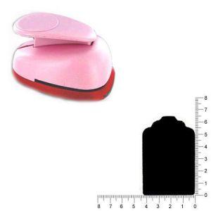 Artémio Maxi perforatrice étiquette - 6.5 cm