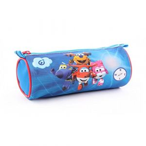 Trousse ronde Super Wings